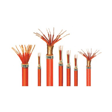 Silicone Rubber Insulated Control Cable