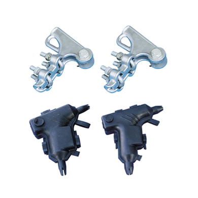 NLL series of bolt type aluminum alloy tension clamp and insulation cover